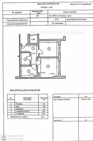 Militari, METROU Lujerului Cora, bloc nou vanzare apartament 2 camere decomandat - imaginea 1