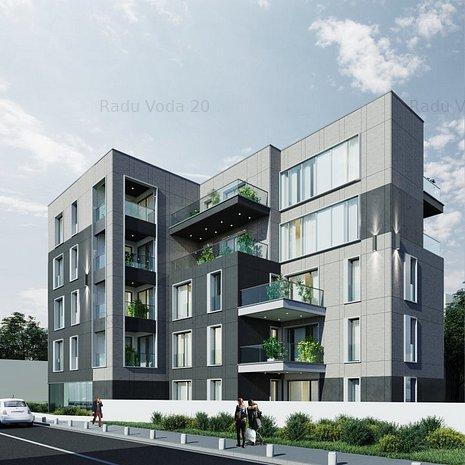 Vanzare apartament 3 camere lux, imobil nou Piata Unirii - imaginea 1