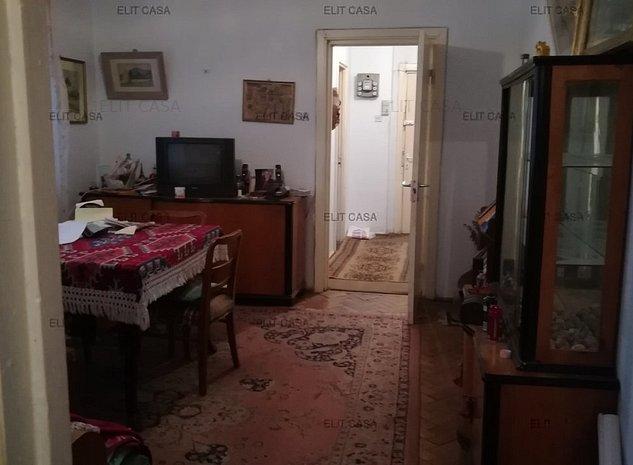 3 camere semidecomandat, 70 mp, Podu Ros, etaj 1/4 - imaginea 1