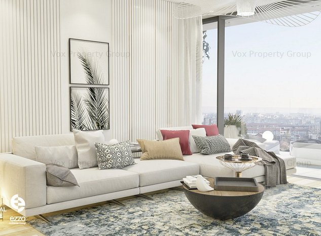 Apartament lux 2 camere Vox Vertical Village - imaginea 1