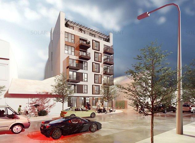 Solaris City, Apartament 4 camere, str. Traian. nr 28, CENTRAL - imaginea 1