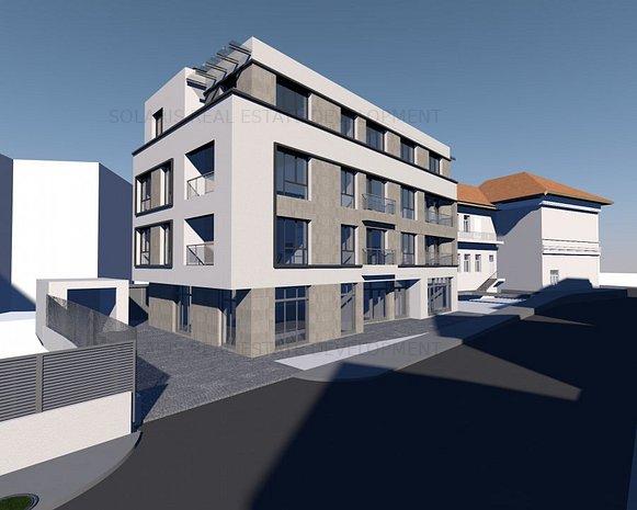 Solaris Elite, Apartament 4 camere, str. Motilor nr. 98 colt cu str. Moldovei - imaginea 1