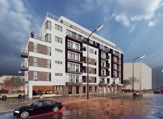 Solaris Prisma, Apartament 3 camere, str. Oasului nr. 51-55 SEMICENTRAL - imaginea 1
