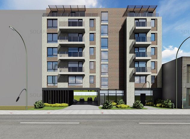 Solaris 10, Penthouse 3 camere, str. Traian nr. 58-62 - imaginea 1