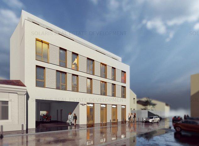 Solaris Vila, Apartament 2 camere, str. Onisifor Ghibu nr. 31 - imaginea 1