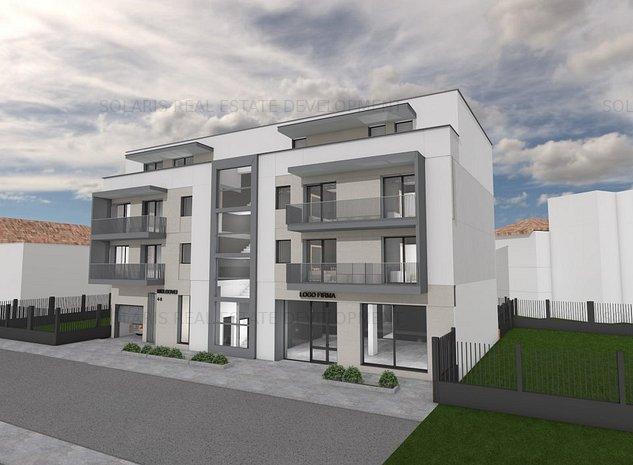 Solaris Arena, Apartament 3 camere, str. Moldovei nr. 4-6, CENTRAL - imaginea 1