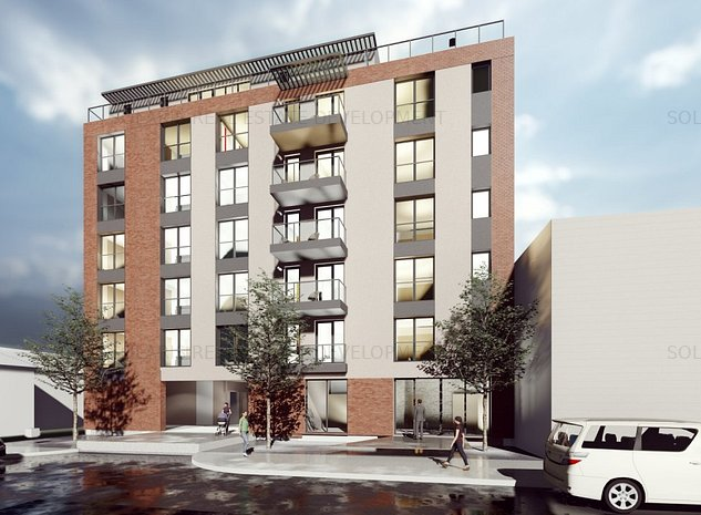 Solaris 10, Apartament 3 camere, str. Traian nr. 58-62 - imaginea 1