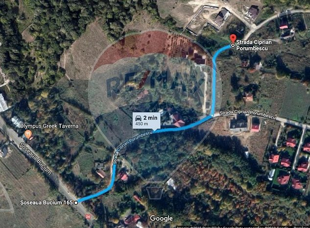 1000 mp teren constructii Bucium - imaginea 1