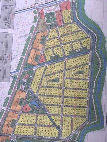 Teren constructii, 4 loturi, PUZ aprobat, locatie ideala, Sânandrei, Timis - imaginea 1