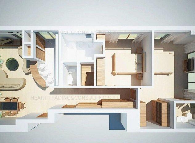 Apartament Ultra Lux Aviatorilor - imaginea 1