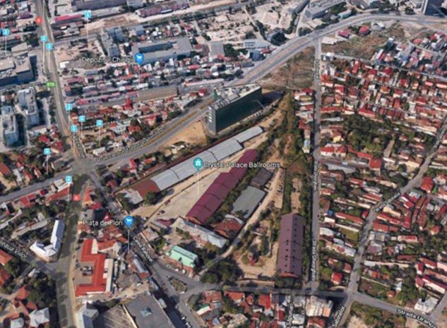 Teren zona 13 Septembrie, Sector 5 - imaginea 1