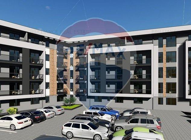 Apartament cu 2 camere de vanzare in zona Girocului - imaginea 1