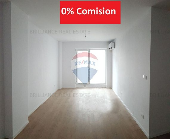 Sublim! Apartament luminos cu 1 camera langa cladirea VOX Torontalului - imaginea 1