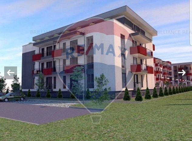 Apartament cu 2 camere de vanzare in zona Torontalului - imaginea 1