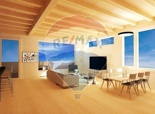 Apartament tip duplex, 13 Septembrie- Uranus - imaginea 1