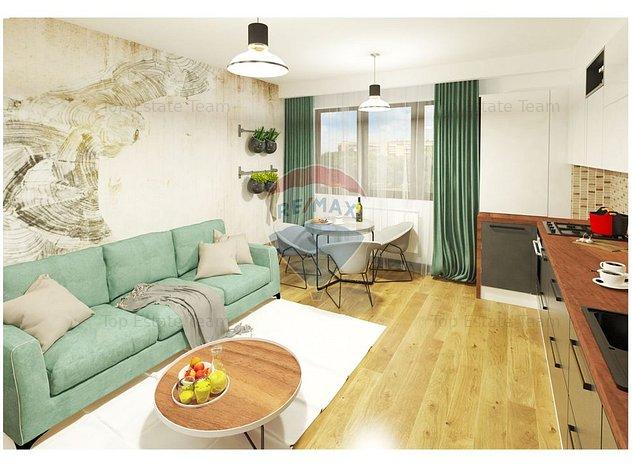 Apartament 2 camere, Bragadiru-Sos.Alexandriei-RoStar - imaginea 1