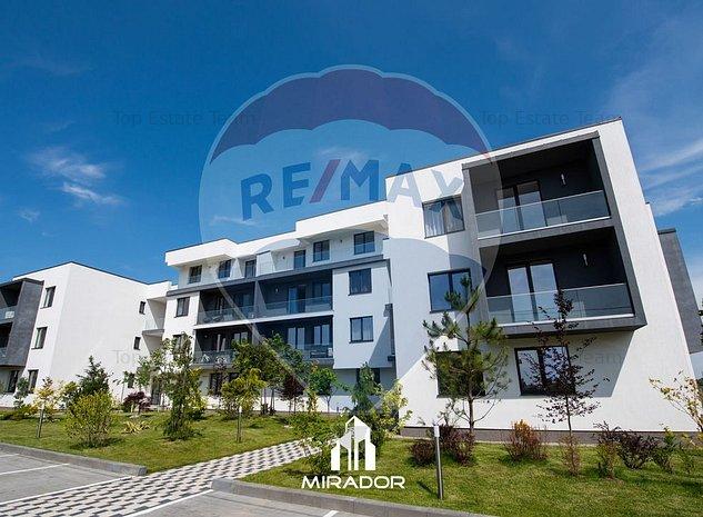 Apartament cu 2 camere decomandat - Mirador Nord - imaginea 1