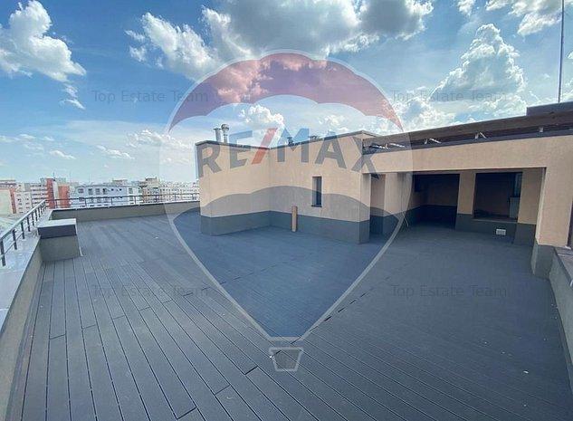 Penthouse/Duplex in zona Mihai Eminescu, terasa 130 mp - imaginea 1