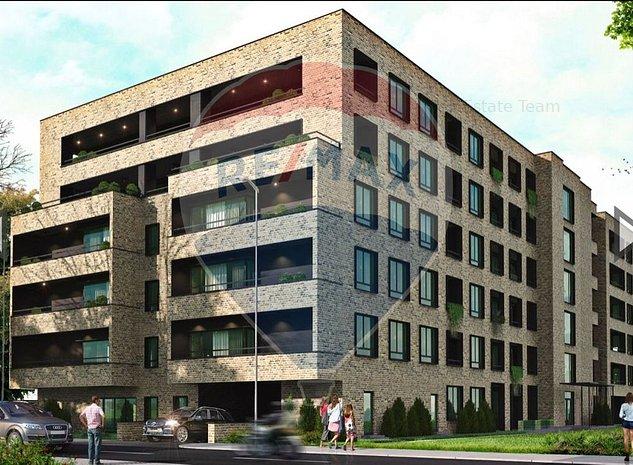 Apartament 2 camere de vanzare Via Pipera 1-8 - imaginea 1