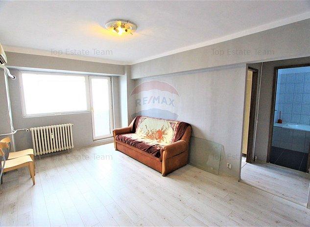 Apartament cu 2 camere de vanzare in zona Stefan cel Mare - imaginea 1