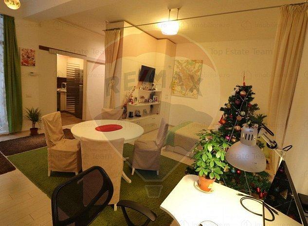 Apartament de vanzare 2 camere Damaroaia - imaginea 1