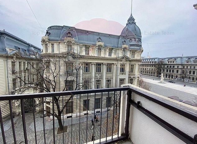 Apartament cu 4 camere de inchiriat in zona P-ta Universitatii - imaginea 1