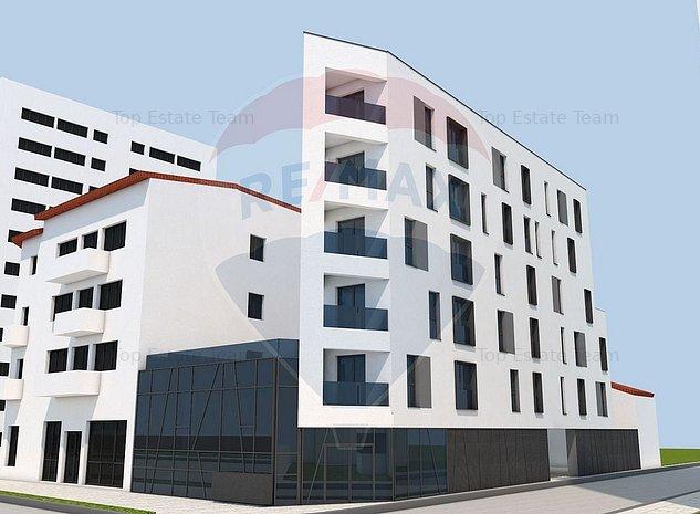 Apartament NOU 2 camere, zona Basarab - Metrou. - imaginea 1