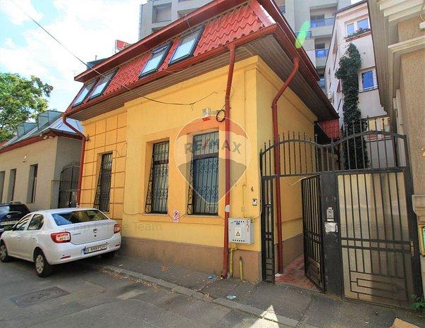Casa / Vila in zona Eminescu - Dacia - imaginea 1