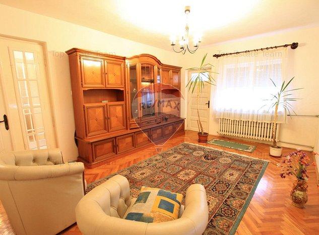 Casa / Vila cu 7 camere de inchiriat in zona Titulescu- Basarab - imaginea 1