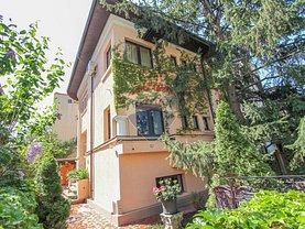 Casa de vânzare sau de închiriat 11 camere, în Bucureşti, zona Dorobanţi