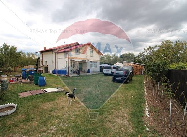 Casa / Vila cu 6 camere de vanzare in comuna Magurele -Judetul Prahova - imaginea 1
