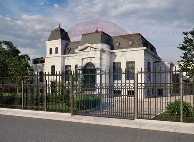 Resedinta consulat Ambasada de inchiriat - imaginea 1