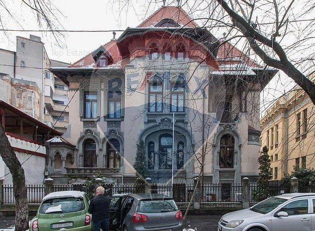 Vila pretabila pentru rezidenta/office/ambasada in zona Dacia - imaginea 1