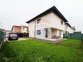 Casa de închiriat 4 camere, în Otopeni, zona Odăi