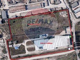 Vânzare spaţiu industrial în Constanta, Zona Industriala
