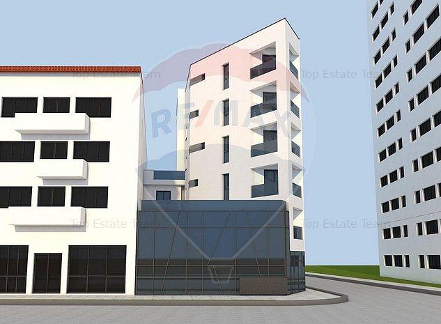 Exclusivitate Spatiu birouri/comercial  vedere stradala Grivitei - imaginea 1