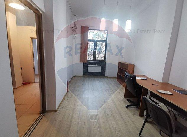Spatiu birouri inchiriat 300 EURO/luna metrou Gara de Nord - imaginea 1