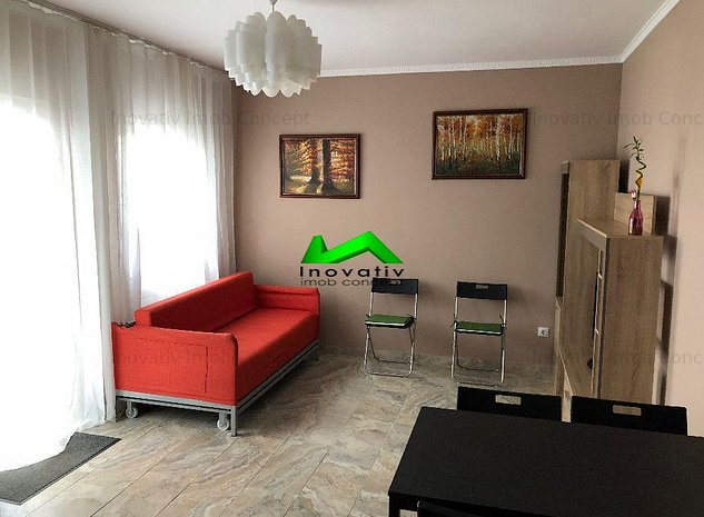 Apartament 2 camere,terasa,Calea Cisnadiei - imaginea 1