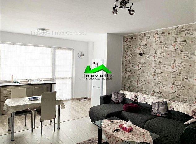 Apartament 2 camere,mobilat,utilat,Doamna Stanca,Dedeman - imaginea 1