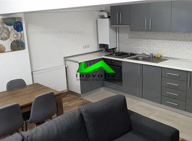 Apartament 3 camere,decomandat,etaj 1,Zona Centrala - imaginea 1