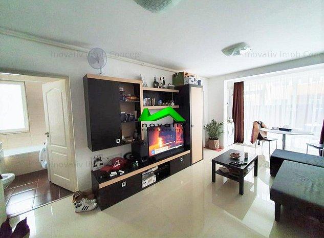 Apartament 2 camere, gradina 30 mp, zona Calea Cisnadiei - imaginea 1