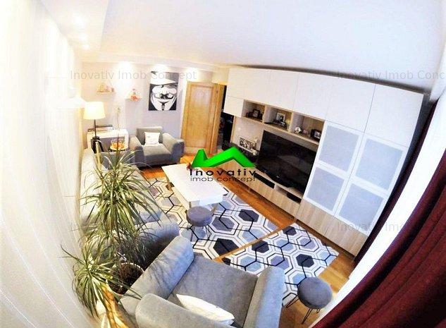 Apartament 4 camere,ultramodern,prima inchiriere, C.Dumbravii/Siretului - imaginea 1