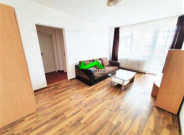 Apartament 2 camere,mobilat,utilat,Mihai Viteazul - imaginea 1