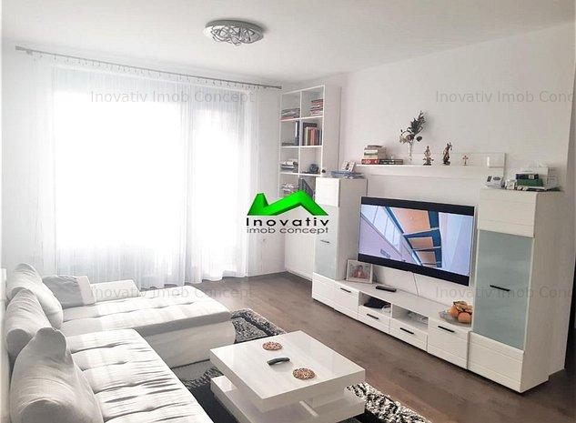 Apartament 3 camere,2 bai,2 locuri de parcare, 90 mp, P.Brana - imaginea 1