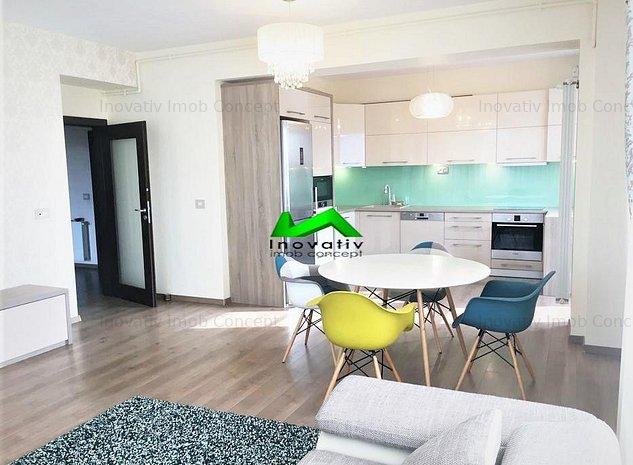 Apartament 3 camere,boxa,parcare subterana,Parcul SubArini - imaginea 1