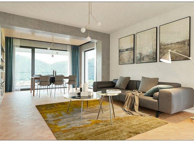 Apartament 2 Camere, Gradina Proprie, Proiect Rezidential Stejeris - imaginea 1