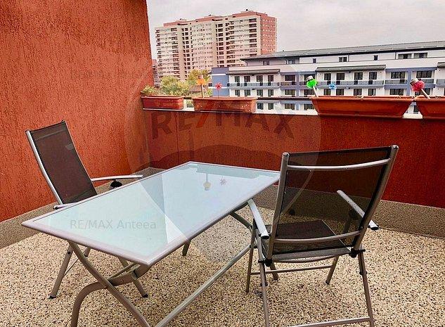 Apartament 2 camere cu TERASA de 47 mp, Prelungirea Ghencea - imaginea 1