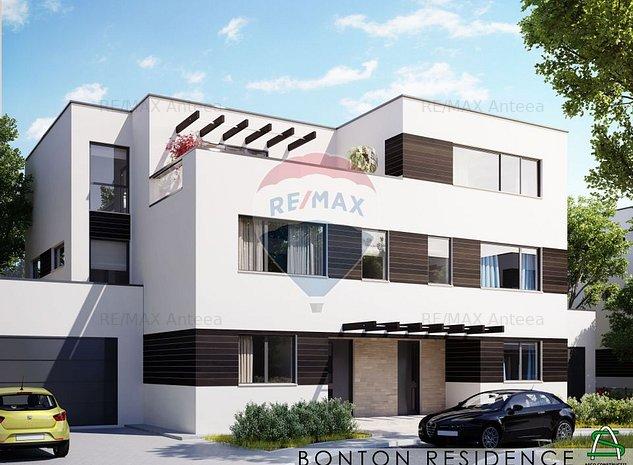 Bonton Luxury Villas - vile premium 7/8 camere, langa Scoala Americana - imaginea 1