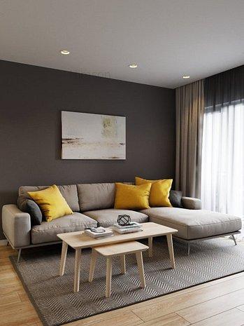 Apartament 2 camere open space + spatiu depozitare, complex HIMSON IASI - imaginea 1