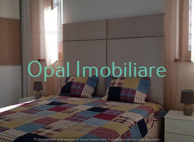 Exclusivitate,Tomis Nord,bloc nou,3 camere,mobilat,termen lung - imaginea 1